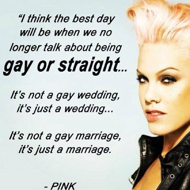 Quotes About Love Gay : Quote: Gay Marriage Mariesen